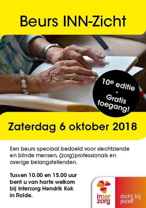 INNZicht 2018 A5 flyer - Geel Zwart - DEF_Pagina_1
