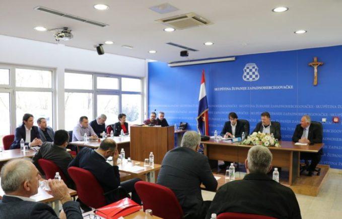 Održana hitna sjednica Vlade ŽZH: Inspekcija i policija na raspolaganju Kriznom stožeru