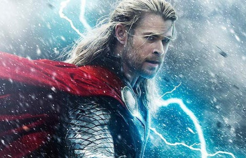 Chris Hemsworth  in as THOR Chris Hemsworth leaving Marvel