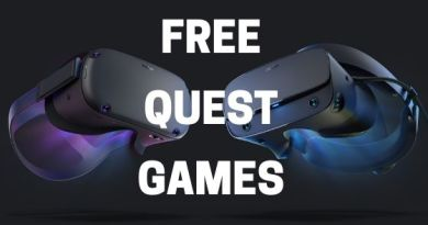 Free Oculus Quest Games