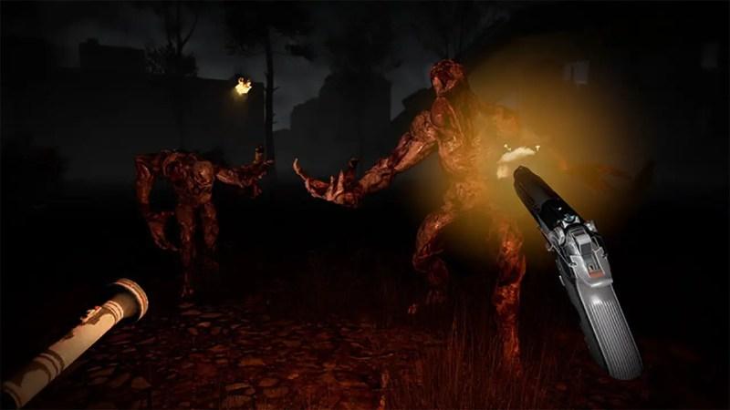 Best Horror VR Games 2019