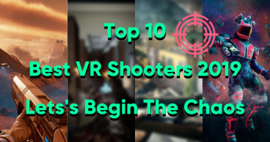Top 10 Best VR Shooters