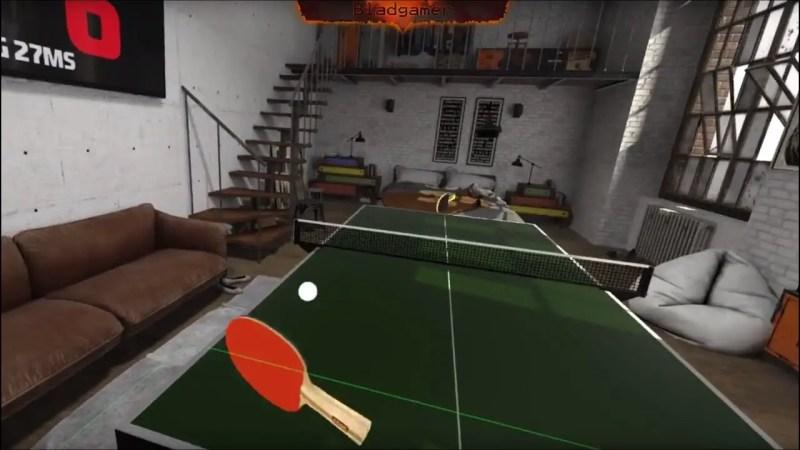 Best Sports VR Games