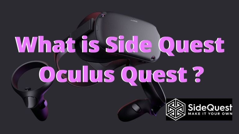 Side quest Oculus Quest