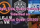 Best Side Quest Games