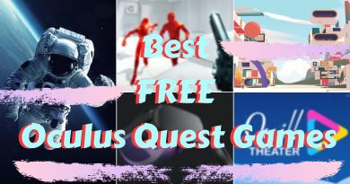 Best FREE Oculus Quest Games
