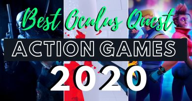 Best Oculus Quest Action Games