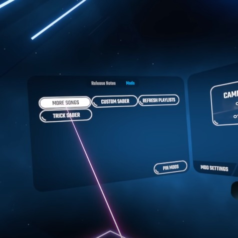 Installing Custom Songs in Beat Saber Directly
