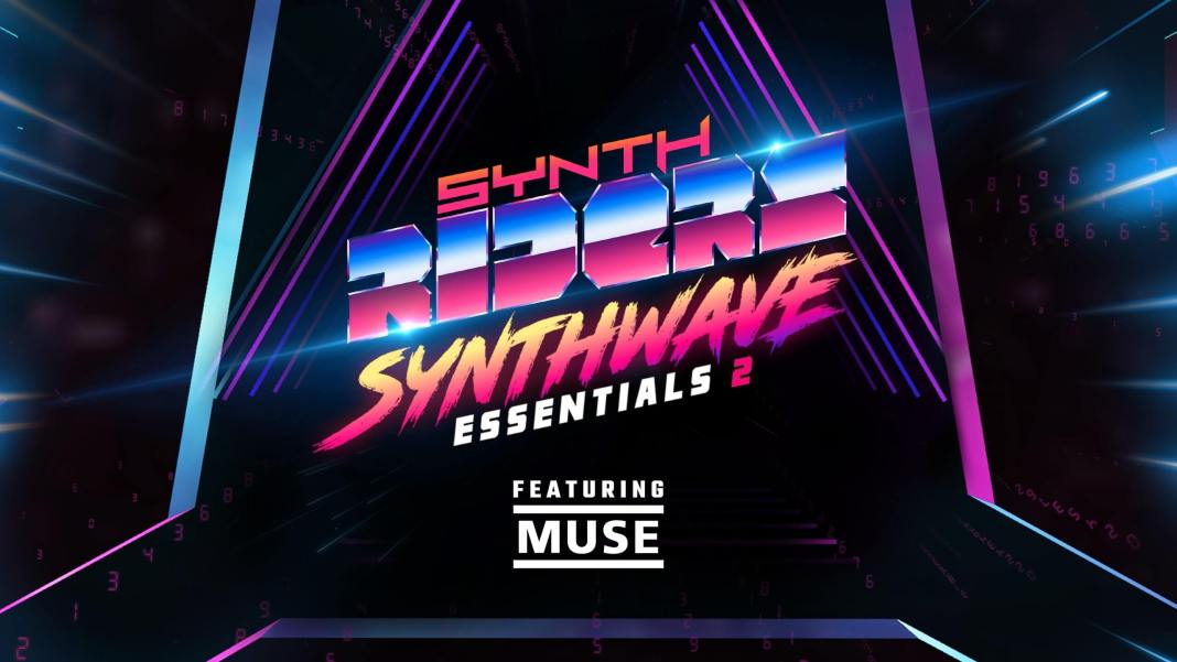 Synth Riders Synthwave Essentials 2