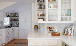 🏠 30 examples of cheap kitchen decorating ideas, make sure before you remodel #kitchenremodel #kitchendesign #kitchendecorideas 25