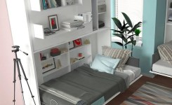 50 great ideas for decorating boys rooms 18