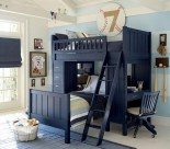 50 great ideas for decorating boys rooms 31