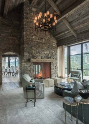 53 Best Rustic Mountain Home Plans Inspirational Stone and Timber Mountain Dream House Showcases Big Sky Views