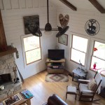 60 Small Mountain Cabin Plans with Loft Awesome This Recently Renovated Farmhouse In the Great Smoky Mountains Has