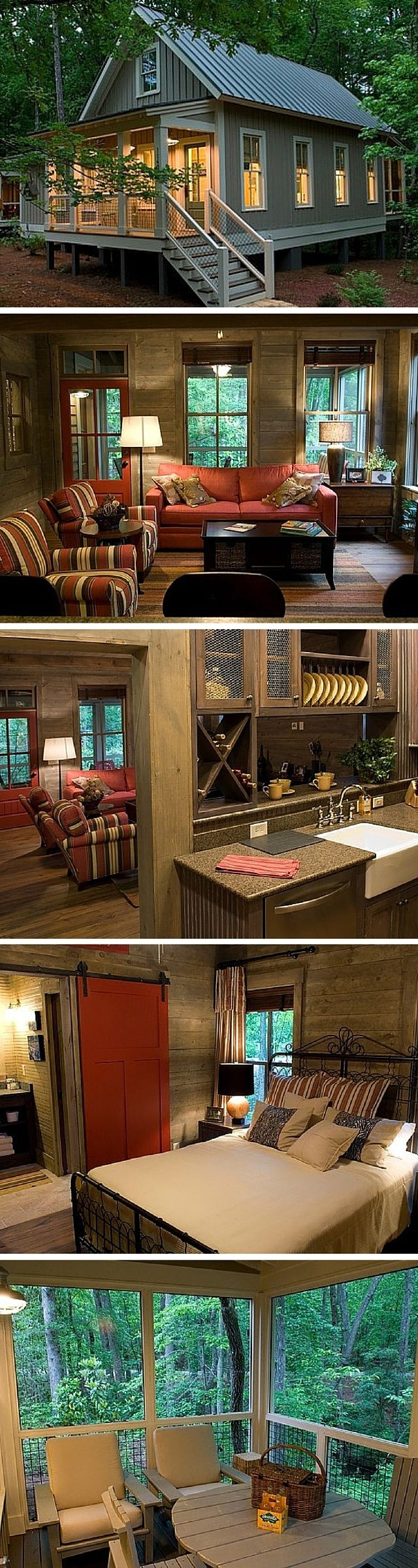60 Small Mountain Cabin Plans with Loft Inspirational Camp Calloway My Mountain Home