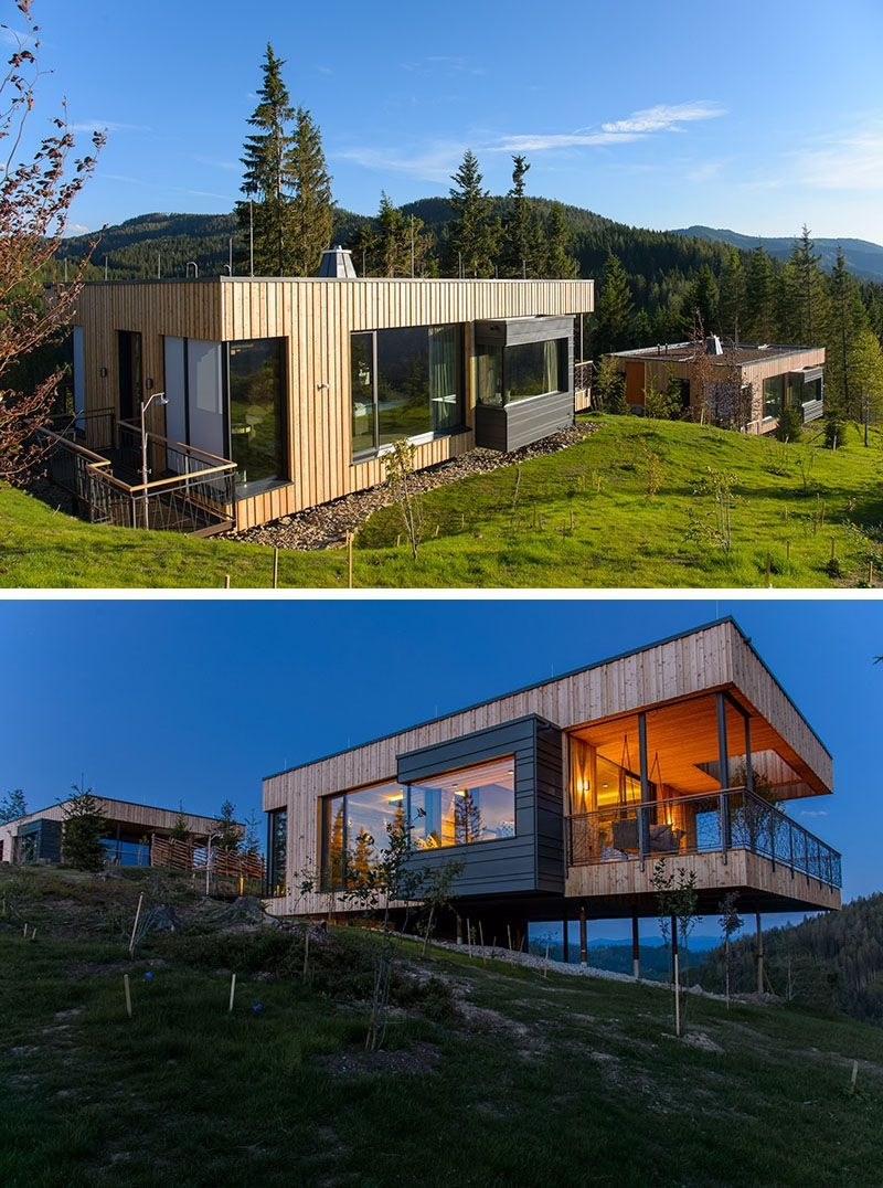 72 Mountain Chalet House Plans Beautiful Viereck Architekten Have Designed A Collection Chalets In the