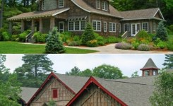 72 mountain chalet house plans elegant bark siding gives these homes a rustic feel absolutely beautiful