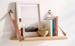 74 ideas strap shelf bracket unique harper leather strap shelf in 2019 193 norman ideas