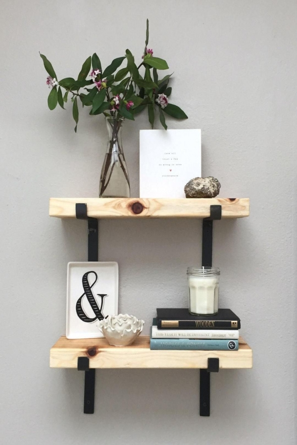 80 Floating Shelf Brackets Fresh Iron Shelf Bracket with Lip In 2019 Our Home