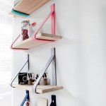 85 Sample Reclaimed Wood Floating Shelves Beautiful nordic Style Metal Wall Shelf Home Decoration In 2019