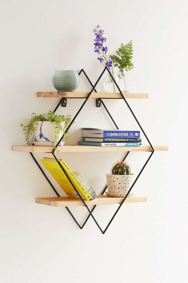 85 Sample Reclaimed Wood Floating Shelves Best Of top 40 Floating Shelves Ideas and Designs Floating Shelves