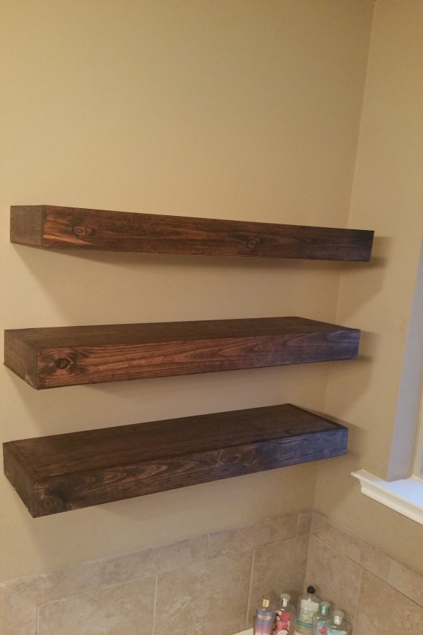 85 Sample Reclaimed Wood Floating Shelves Inspirational 10 Efficient Clever Tips Floating Shelf Modern Woods Floating