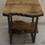 93 Live Edge Coffee Table Inspirational Vanity with Bottom Shelf Live Edge Burly Oak In 2018