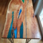 93 Live Edge Coffee Table New Resin River Live Edge Wood Table Live Edge Coffee Table Example