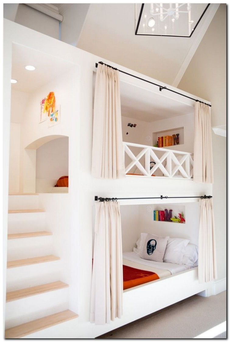 Bunk beds for kids the most fun they can have going to bed 2