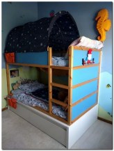 Bunk beds for kids precautions for children and types of bunk beds 19