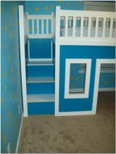 Futon bunk beds for kids 21