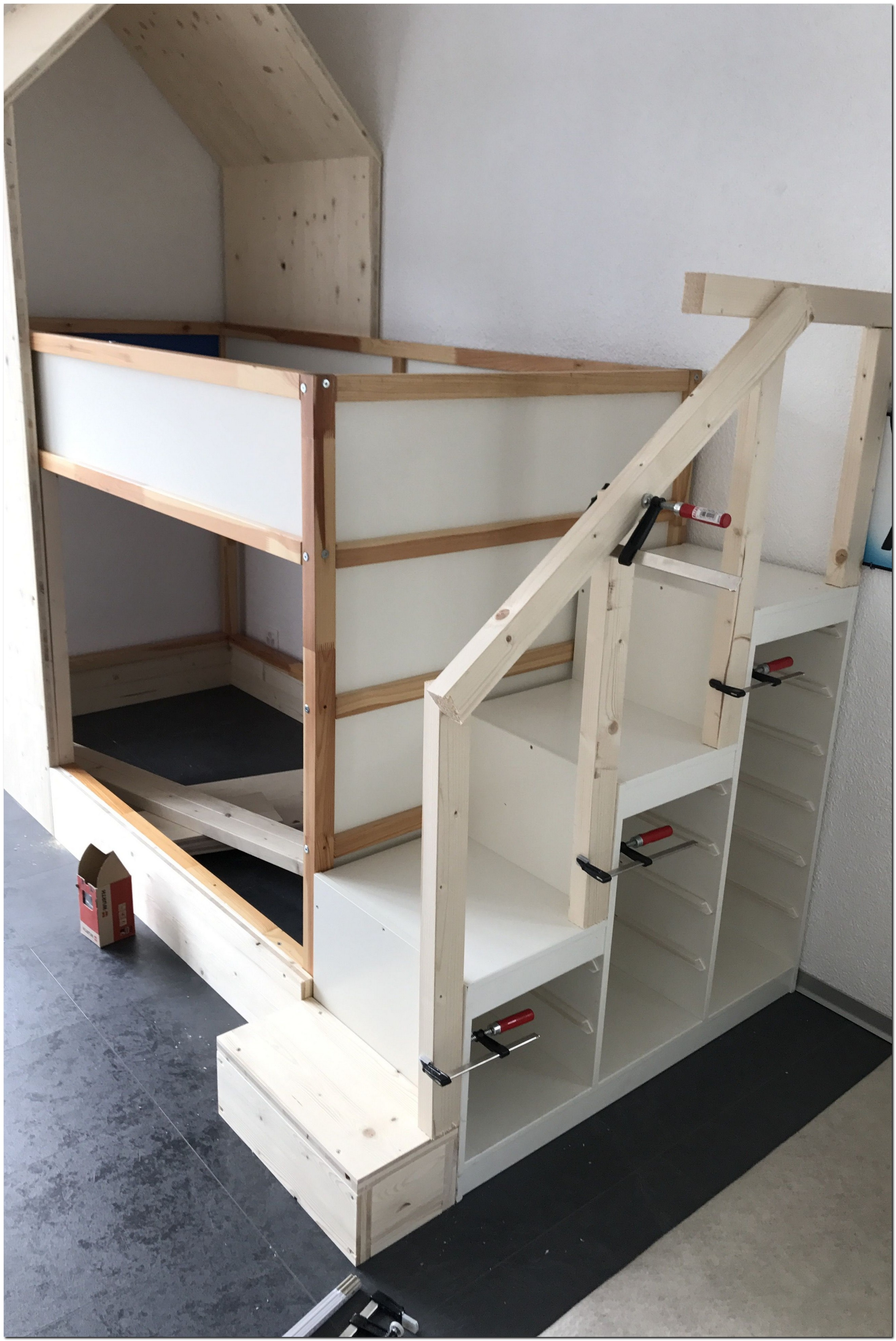 Futon bunk beds for kids 23