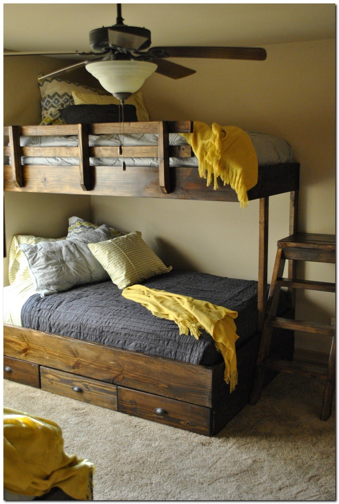 How to successfully choose bunk beds for kids 4