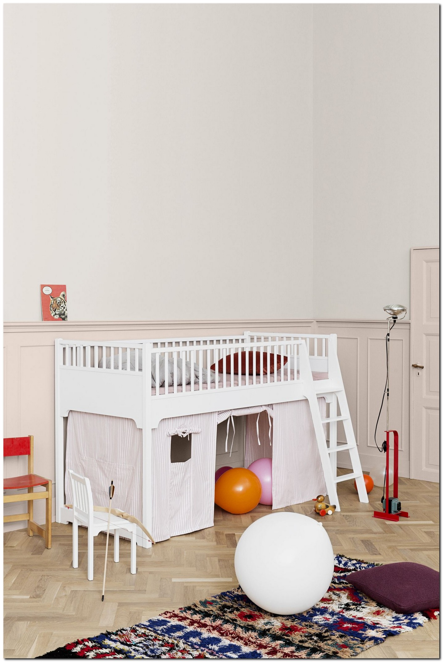 Permalink to Permit Your Children To Rest Comfortably On Bunk Beds For Kids