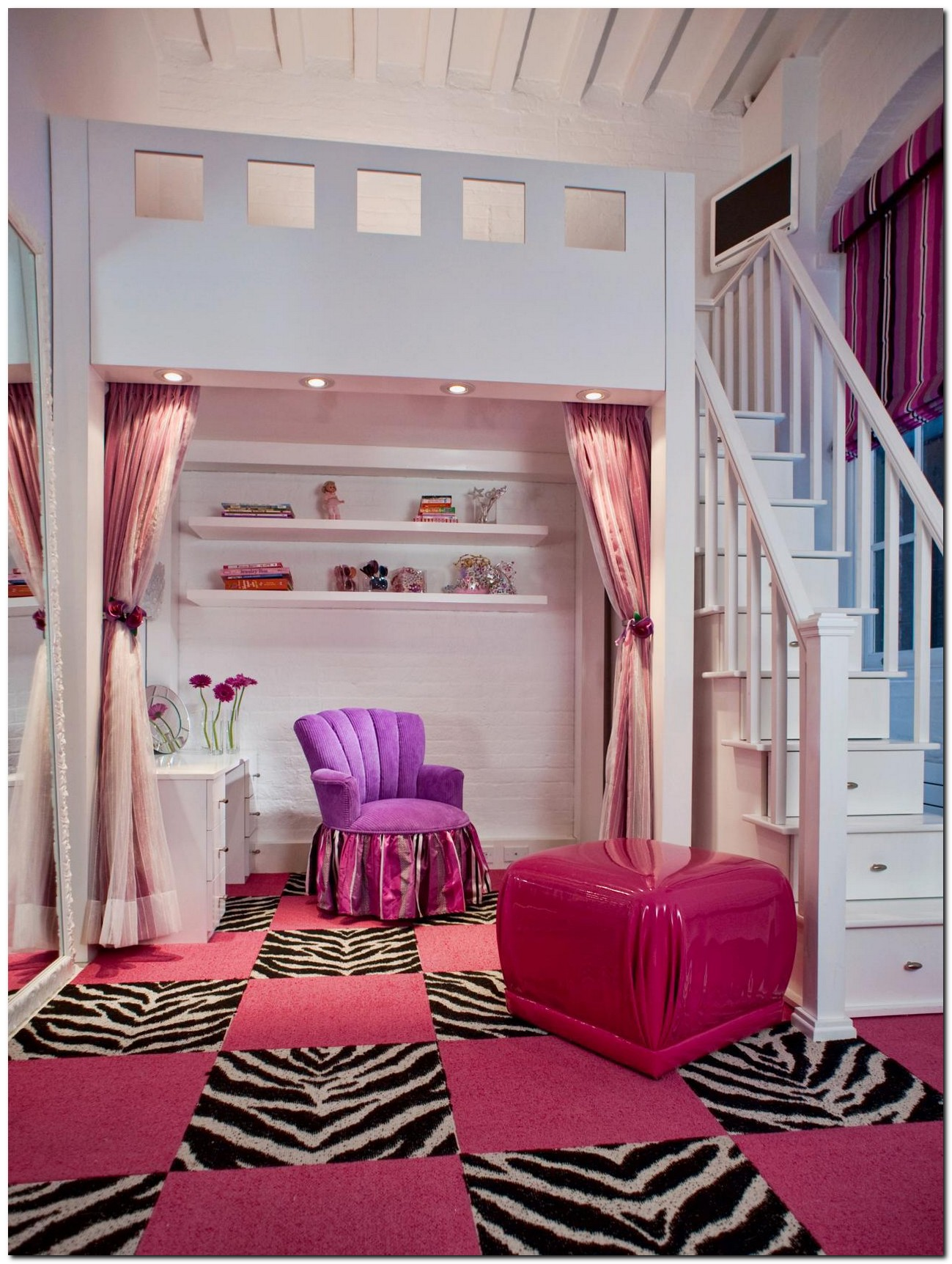 Permit your children to rest comfortably on bunk beds for kids 19