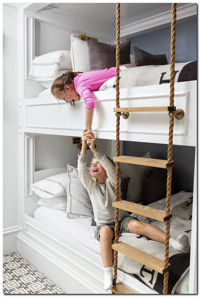 Safe steps to take when you have bunk beds for kids 11
