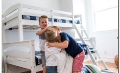 Safe steps to take when you have bunk beds for kids 19