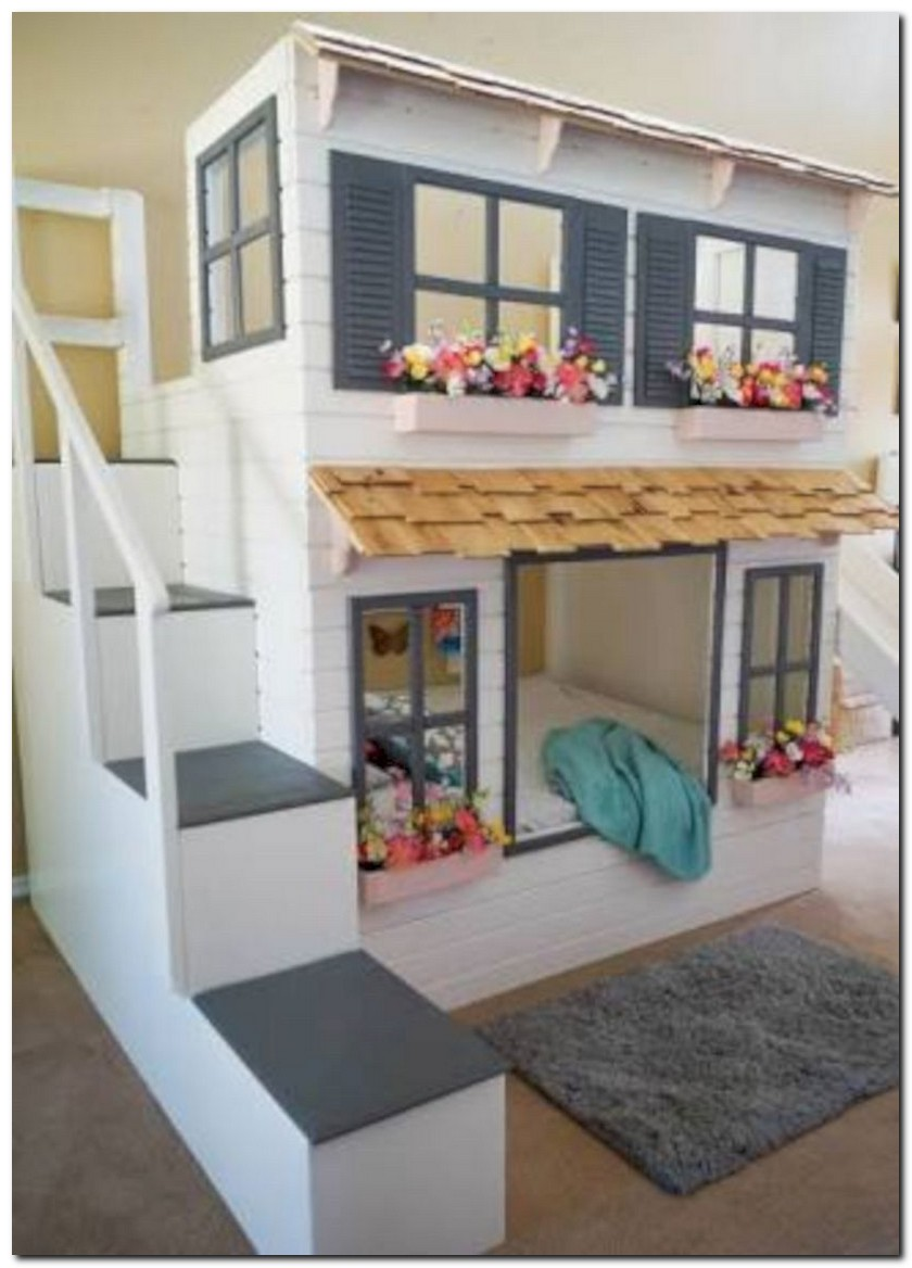 The benefits of bunk beds for kids 17