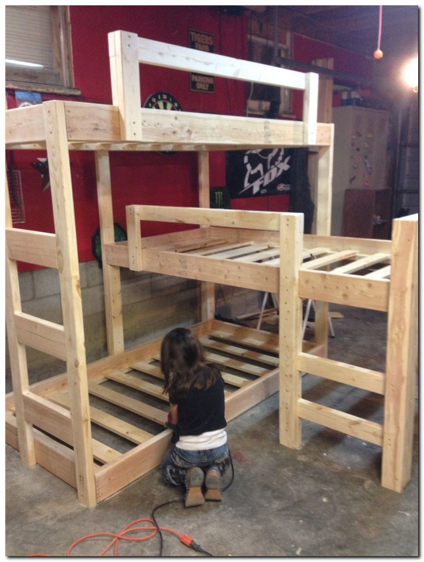 The benefits of bunk beds for kids 4