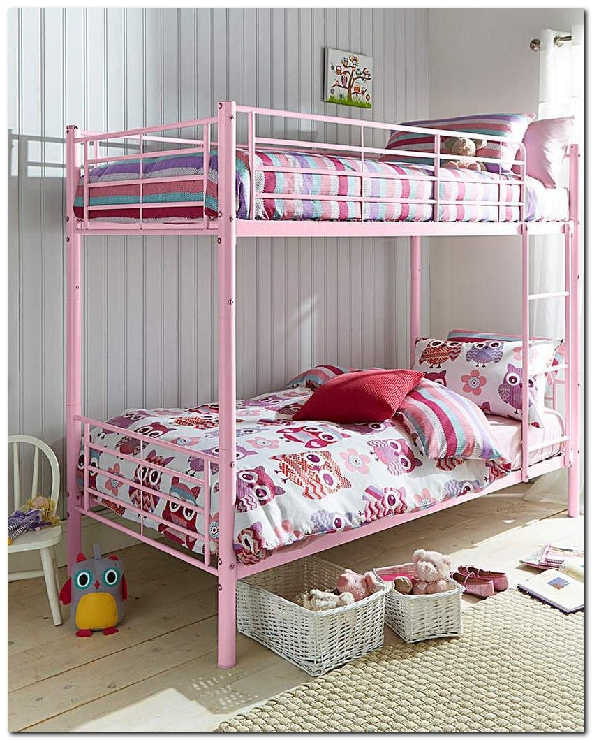 The benefits of bunk beds for kids 9