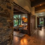 Contemporary Mountain Home Floor Plans Inspirational Warm and Inviting Retreat Surrounded by the Sierra Nevada Mountains