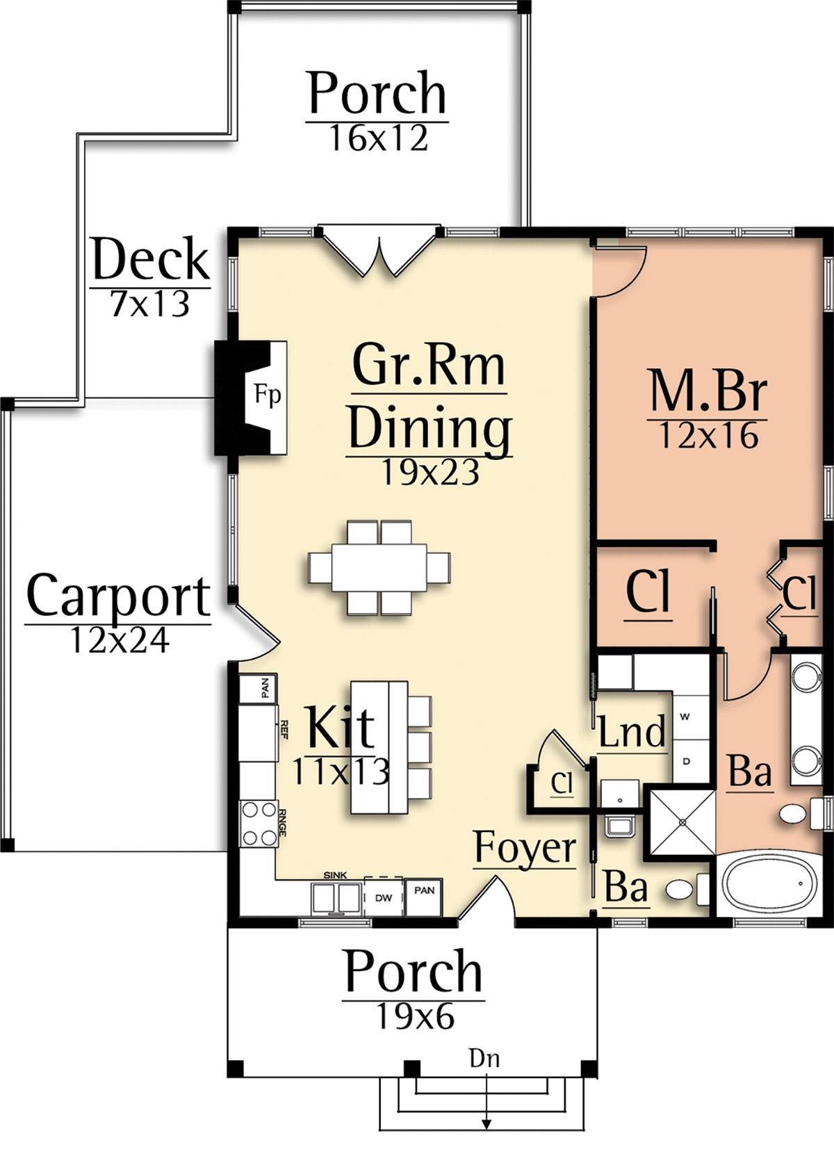 Rustic Mountain House Plans with Walkout Basement Best Of Mountain Rustic Plan 1 184 Square Feet 1 Bedroom 1 5 Bathrooms