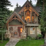 Rustic Mountain House Plans with Walkout Basement Elegant Pin by Катарина МиРовановић On Arhitecture