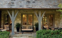 Rustic mountain house plans with walkout basement lovely an inviting space to sit and stay awhile porches