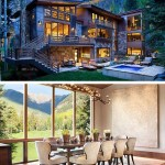 Rustic Mountain House Plans with Walkout Basement New Ptarmigan Residence by Suman Architects In Vail Colorado