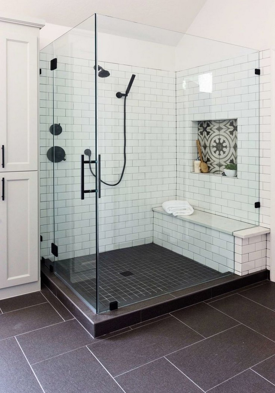 ✔️ 31 awesome small bathroom tile ideas 2