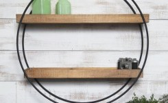 ✔️ 45 wall shelves design ideas how to decorate your home with wall shelves 24