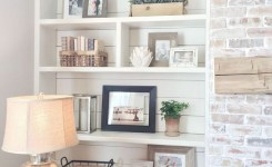✔️ 45 wall shelves design ideas how to decorate your home with wall shelves 43