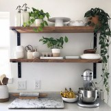 ✔️ 45 wall shelves design ideas how to decorate your home with wall shelves 7