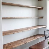 ✔️ 55 wall shelves design ideas show off your precious possessions with floating wall shelves 19